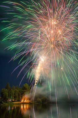 kearney fireworks